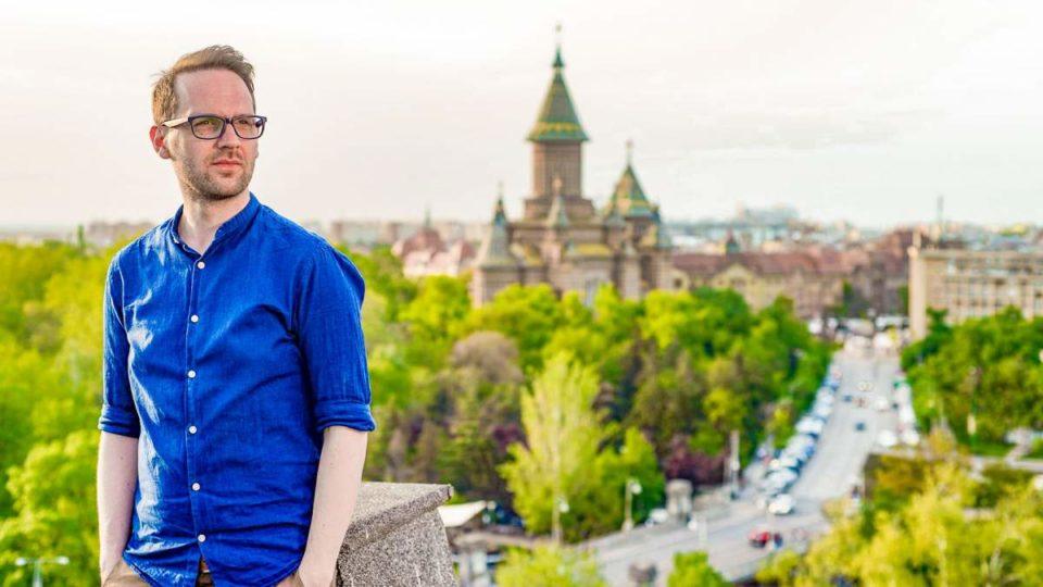 Samuel Fritz, Candidat USR Primaria Timisoara